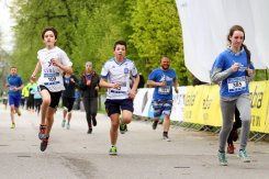 Mini Cracovia Maraton 2017
